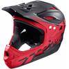 Alpina Fullface Helmet black-red